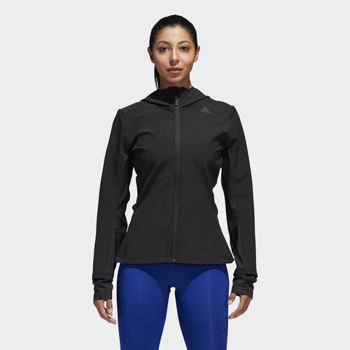 adidas - Response Soft Shell Jacket Black BR0806