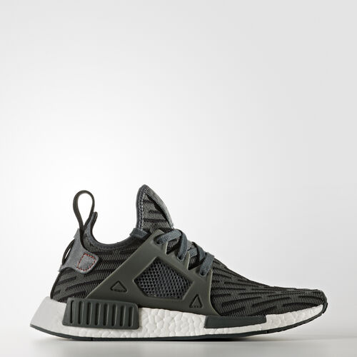 adidas - NMD_XR1 Shoes Utility Ivy/Core Red BB2375
