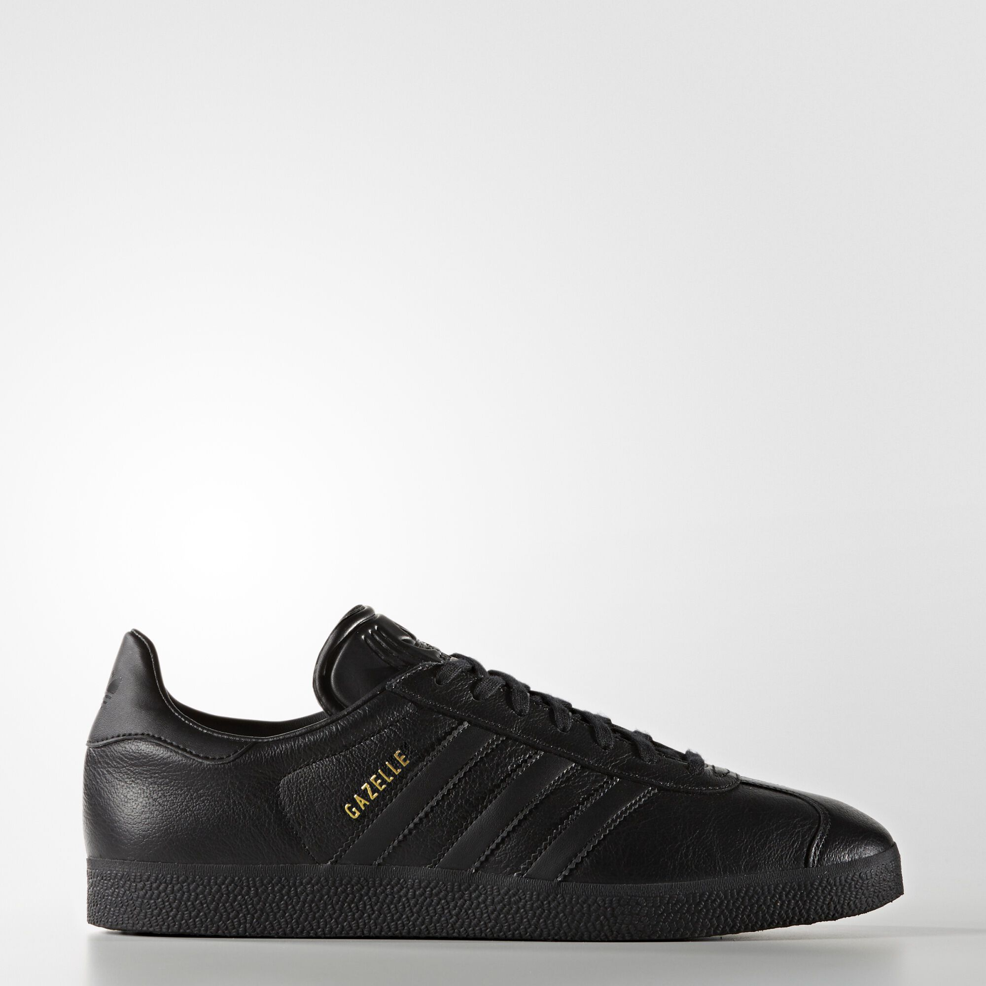 adidas gazelle womens black