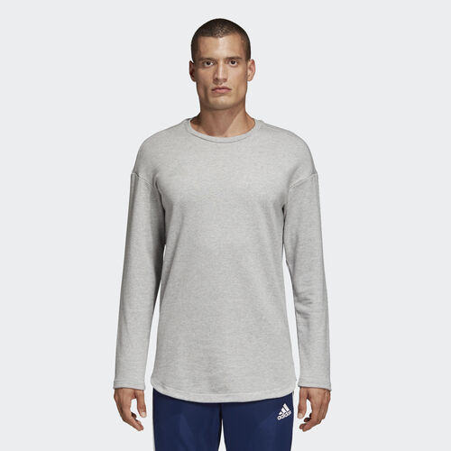adidas - Tango Future Sweatshirt Medium Grey Heather BR0261