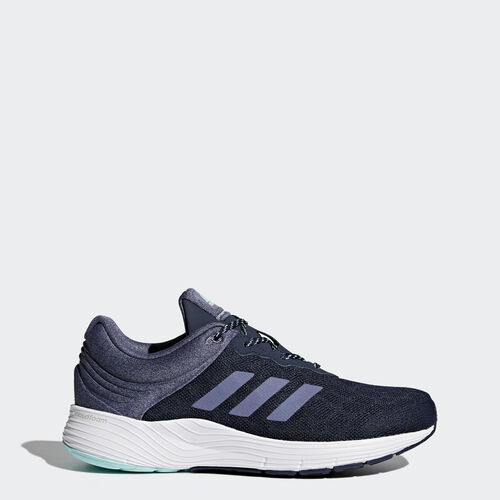 adidas - Fluid Cloud Schoenen Collegiate Navy/Super Purple /Energy Aqua BB3334