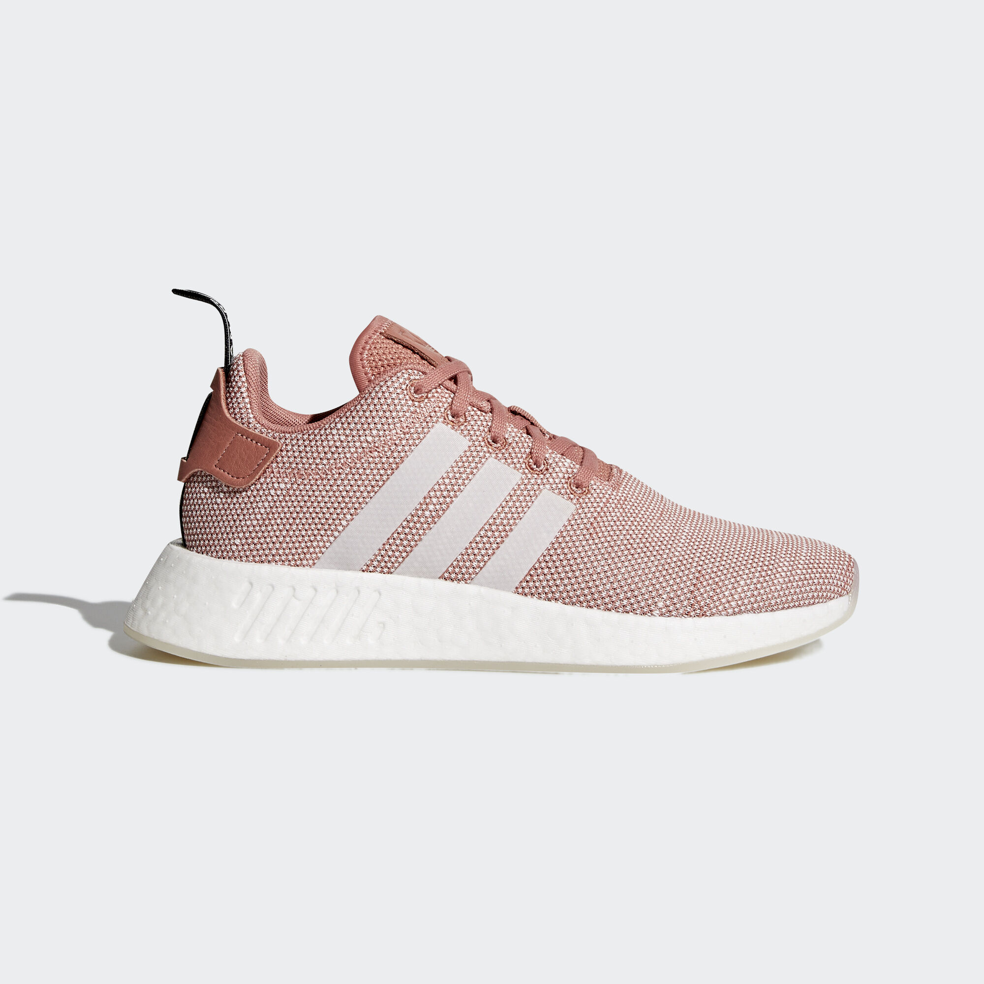 adidas - NMD_R2 Shoes Ash Pink/Crystal White/Ftwr White CQ2007