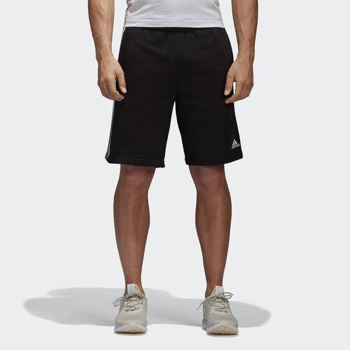 adidas - Essentials French Terry Shorts Black / White BK7468