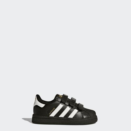 adidas - Superstar Shoes Core Black/Footwear White BZ0419