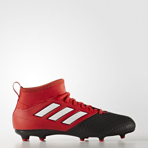 adidas - ACE 17.3 Primemesh Firm Ground Boots Red/Footwear White/Core Black BA9235
