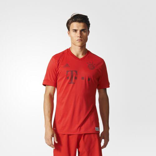 adidas - FC Bayern Munich Parley Jersey True Red/Craft Red AZ9430