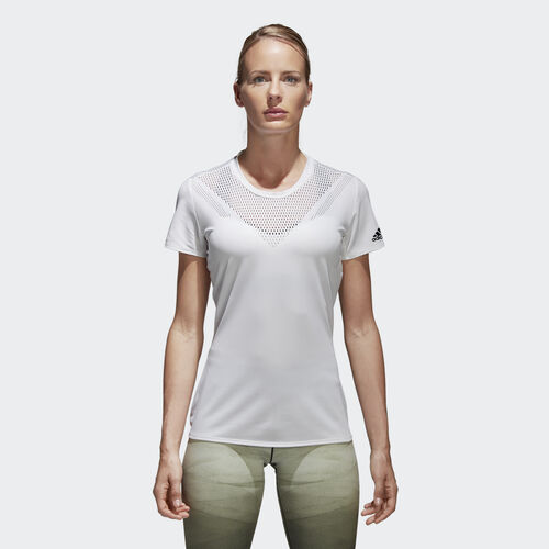 adidas - T-shirt White BR9837
