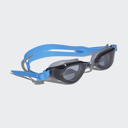 adidas - Persistar Fit Unmirrored Goggles Smoke Lenses/Bright Blue/Bright Blue BR1072