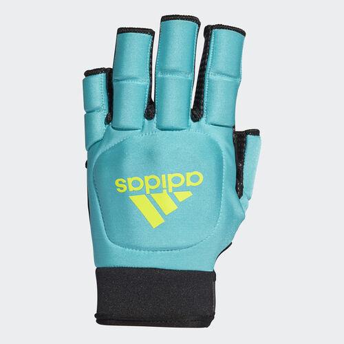 adidas - Hockey OD Gloves Energy Blue /Bright Yellow BR4515