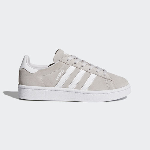 adidas - Campus Shoes Grey One /Footwear White/Footwear White BY2376