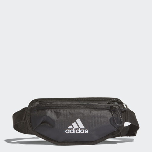 adidas - Running Waist Bag Black/Matte Silver S96350