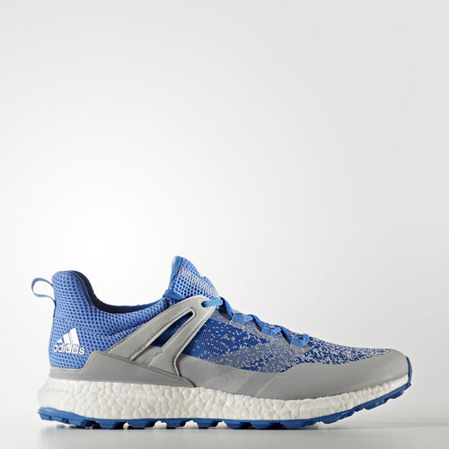 adidas - Crossknit Boost Shoes Clear Onix/Blast Blue/Footwear White Q44683