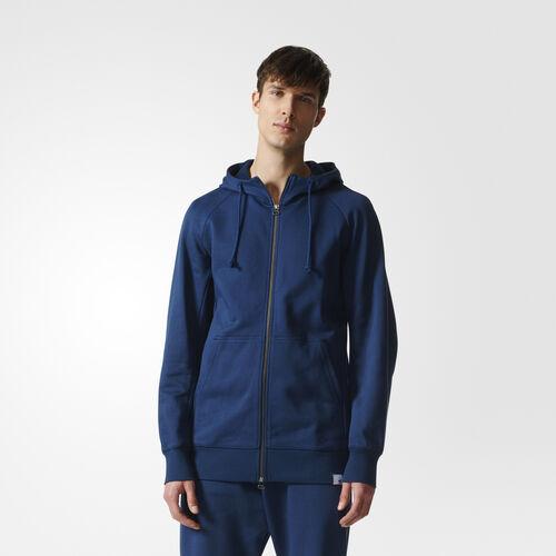 adidas - XBYO Hoodie Mineral Blue CD8522