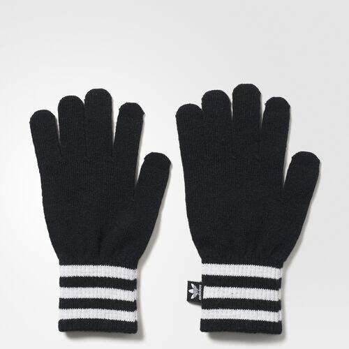 adidas - Smartphone Gloves Black/White AY9075