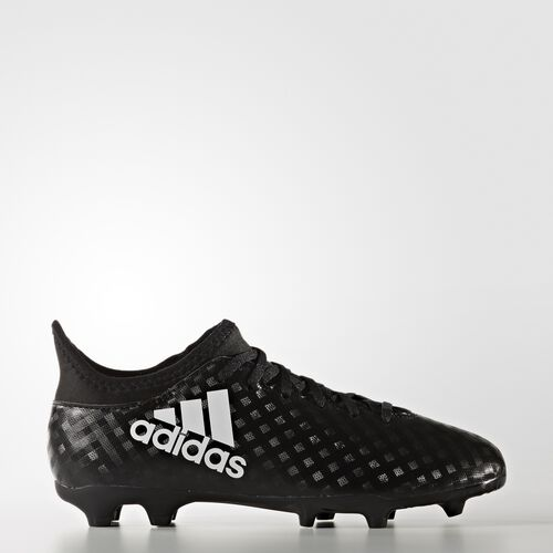 adidas - X 16.3 Firm Ground Boots Core Black/Footwear White BB5696