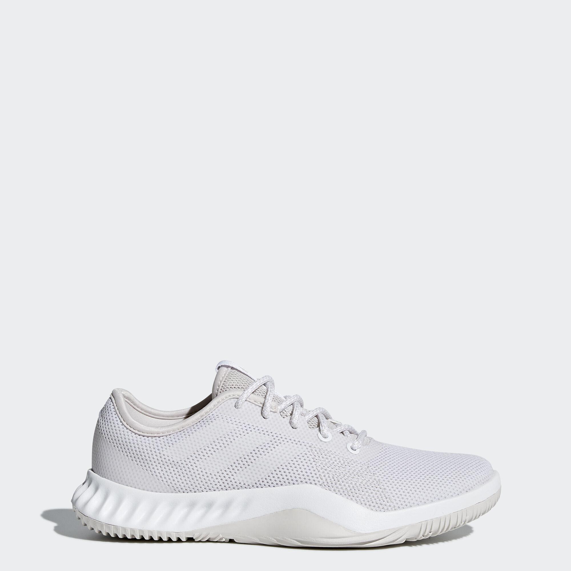 adidas - CrazyTrain LT Shoes Chalk Pearl/Ftwr White/Chalk Pearl CG3498 ...