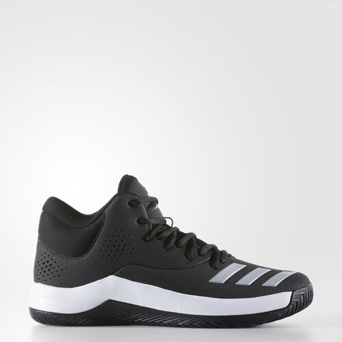 adidas - Court Fury 2017 Shoes Core Black/Grey Two /Footwear White BY4188