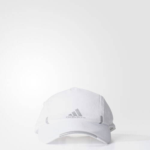adidas - Climacool Running Cap White/Reflective Silver S99769