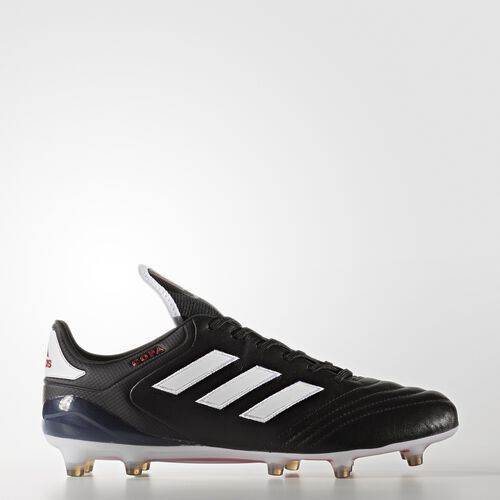 adidas - Copa 17.1 Firm Ground Boots Core Black/Footwear White/Red BA8515