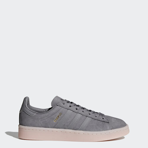 adidas - Campus Schuh Grey Three /Grey Three /Icey Pink BY9838