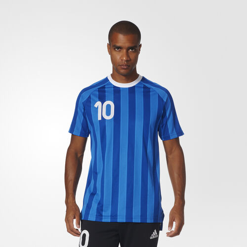 adidas - Tango Player Icon Jersey Blue/Collegiate Royal/White AZ9712