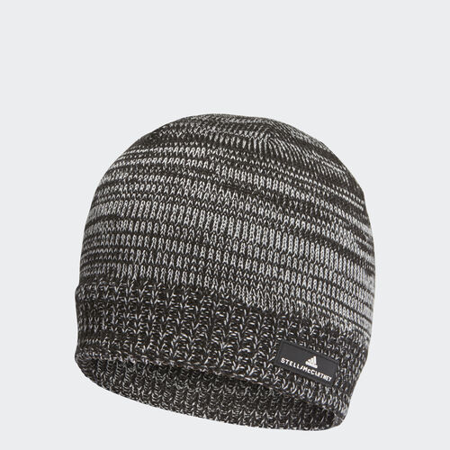 adidas - Essentials Beanie Black/Chalk White/Black CE3214