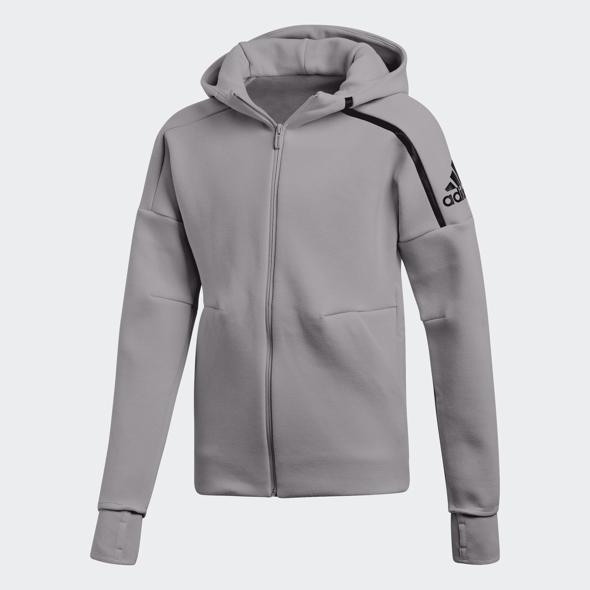 chaqueta con capucha adidas z.n.e. 2