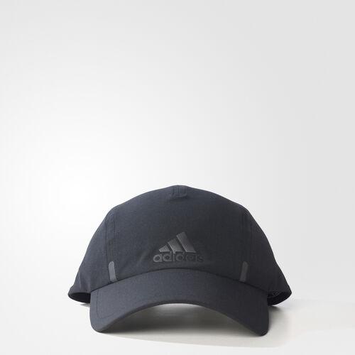 adidas - Climalite Running Cap Black/White/Black Reflective S99777