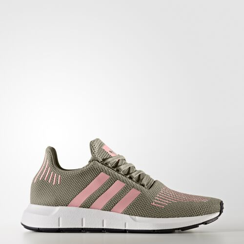 adidas - Swift Run Shoes Trace Cargo /Trace Pink /Crystal White CG4142