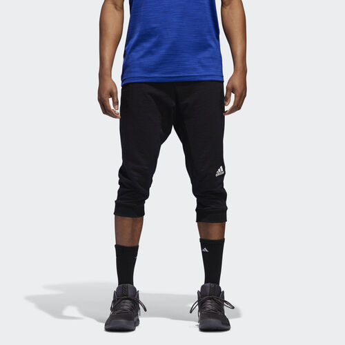 adidas - Cross-Up Three-Quarter Pants Black BR4594