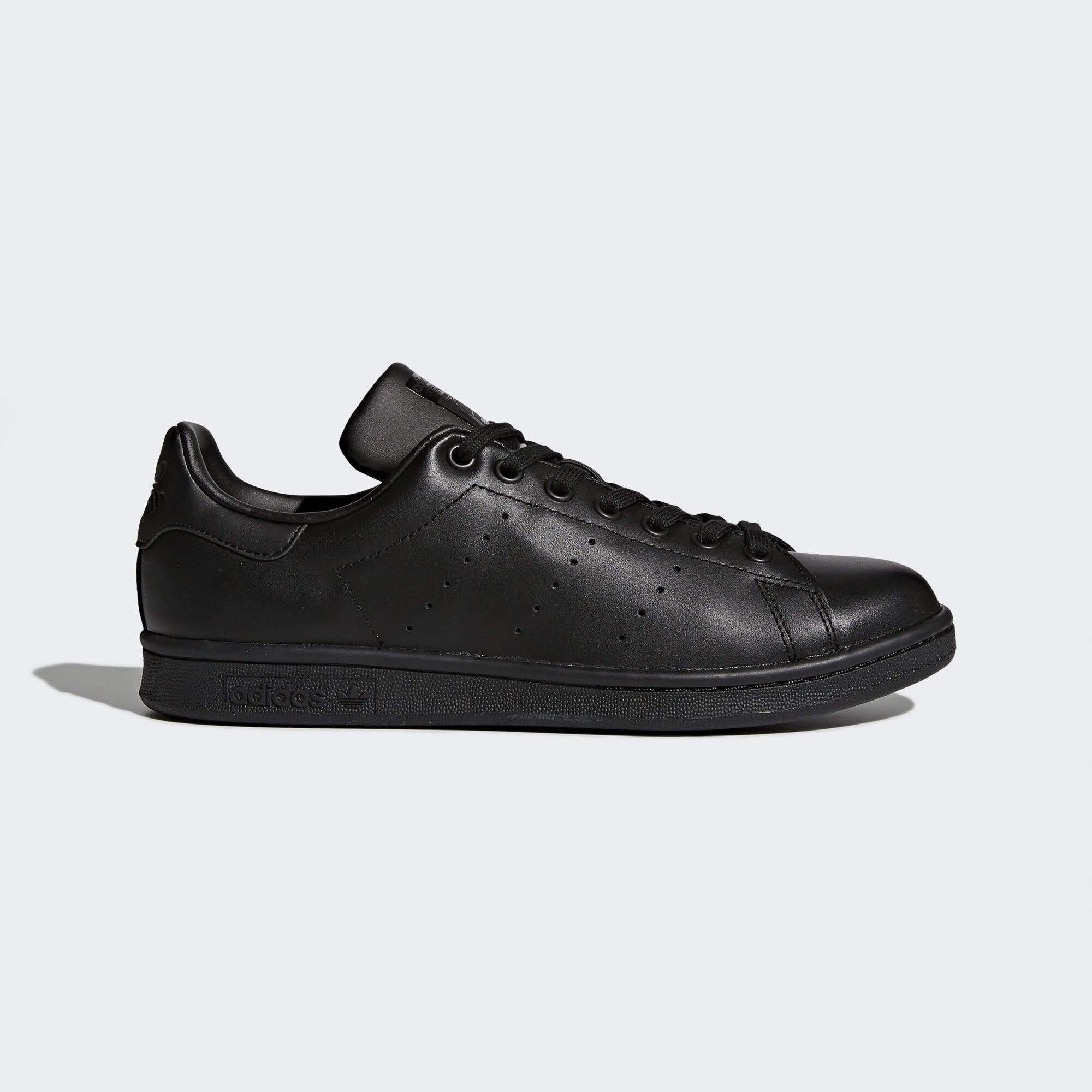 Adidas Stan Smith Black Velcro