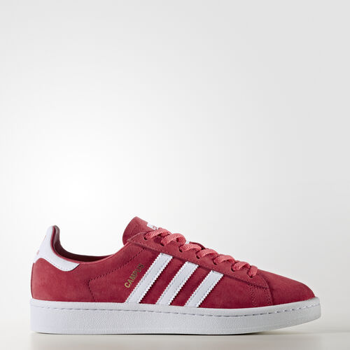 adidas - Campus Schuh Core Pink /Footwear White/Crystal White BY9847