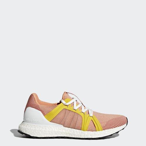 adidas - UltraBOOST Shoes Apricot Rose-Smc/Pearl Rose-Smc/Super Yellow CG3684