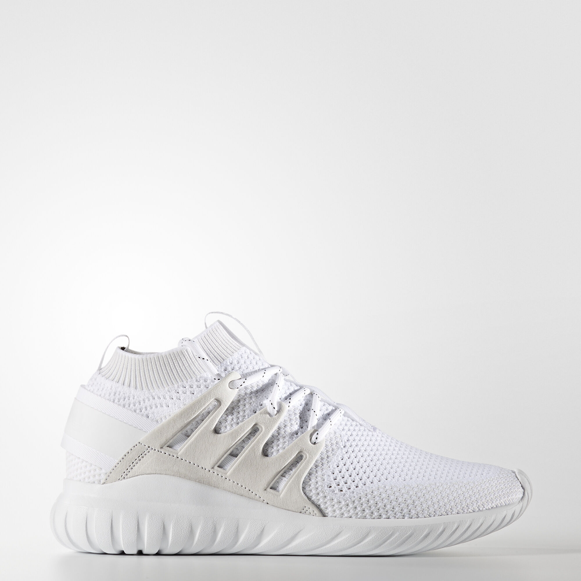 Adidas Originals Tubular Invader Strap 'Clear Brown / Chalk White' in
