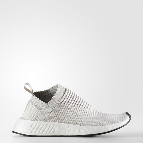 adidas - NMD_CS2 Primeknit Shoes Pearl Grey/Footwear White BA7213