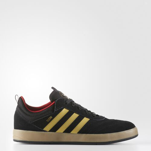 adidas - Suciu ADV Shoes Core Black/Gold Foil/Gum BB8752