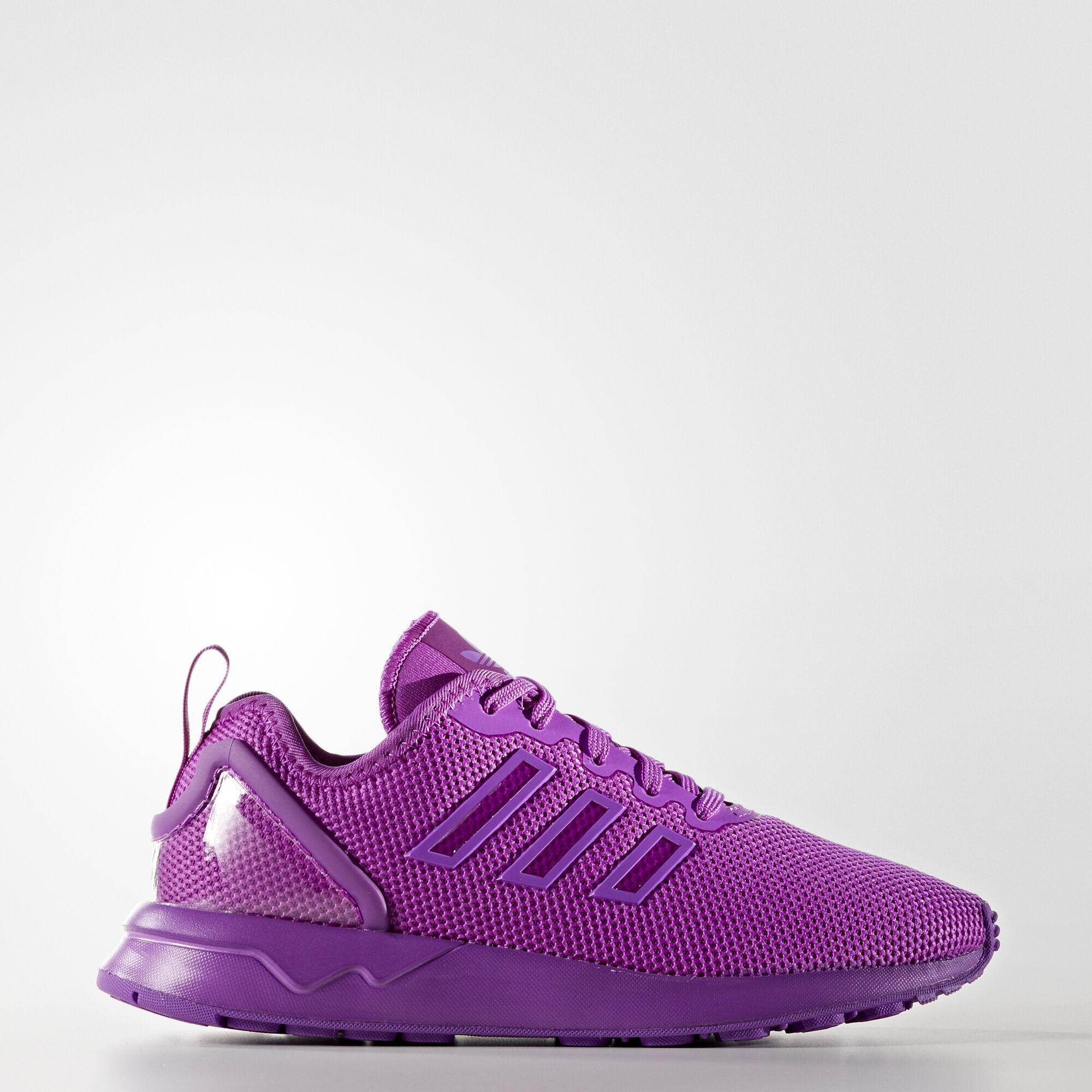 adidas flux purple