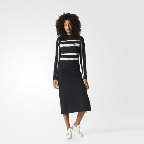 adidas - Long Dress Black BK5883
