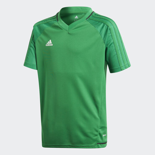 adidas - Tiro 17 Training Jersey Green/Black/White BP8566
