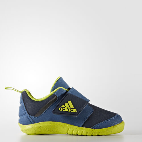 adidas - FortaPlay Shoes Core Blue /Semi Solar Yellow/Collegiate Navy S81107