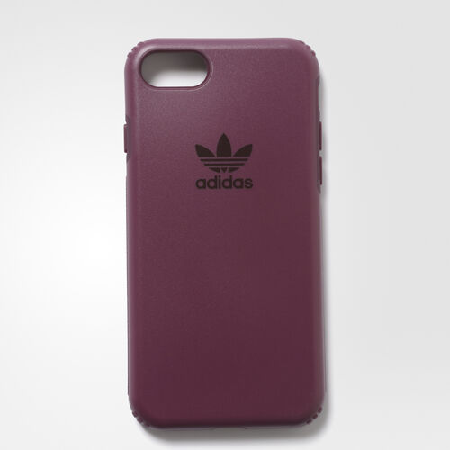 adidas - TPU Hard Cover iPhone 7 Maroon BI8035