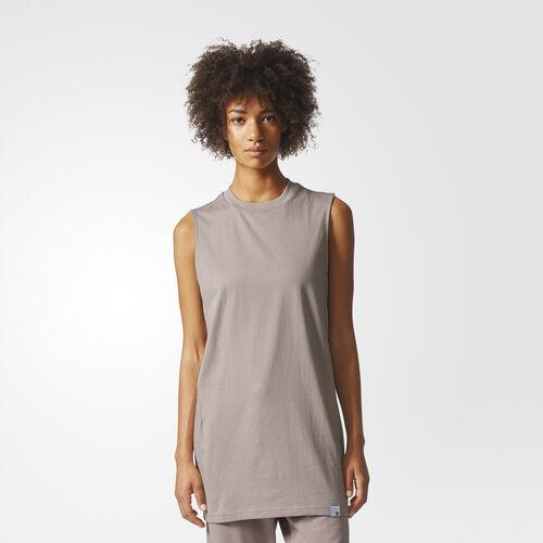 adidas - Camiseta sin mangas XBYO Vapour Grey BP6084