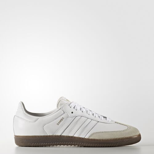 adidas - Samba Schuh Footwear White/Gum BB2541