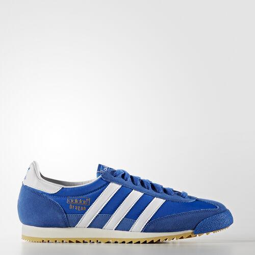 adidas - Dragon Vintage Shoes Blue/ White/Collegiate Royal S32087