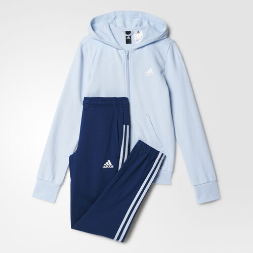 adidas - Hooded Track Suit Easy Blue BP8832