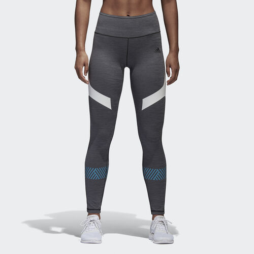adidas - Ultimate Tights Dark Grey Heather CF2189