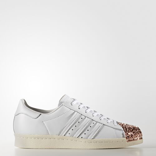 adidas - Superstar 80s Shoes Footwear White/Off White BB2034
