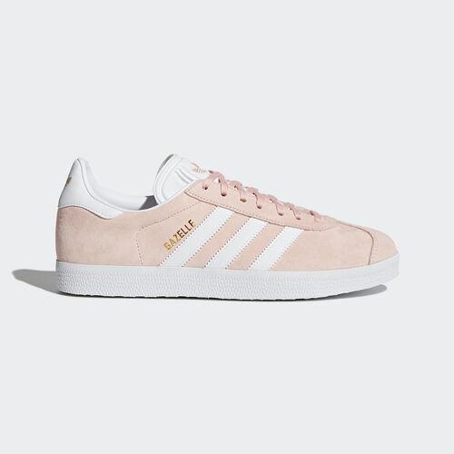 adidas - Gazelle Shoes Vapour Pink/White/Gold Met. BB5472