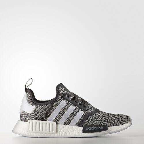 adidas - NMD_R1 Schuh Utility Black/Footwear White/Medium Grey Heather Solid Grey BY3035