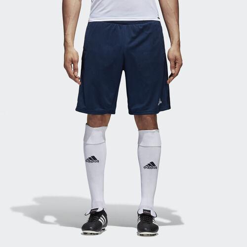 adidas - Tiro 17 Training Shorts Collegiate Navy/White BQ2641